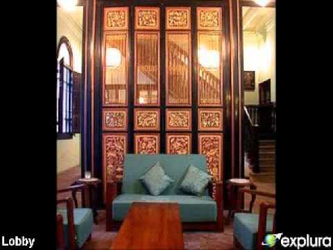 Cheong Fatt Tze Mansion, 14, Leith Street, George Town, Penang, Malaysia by Explura.com