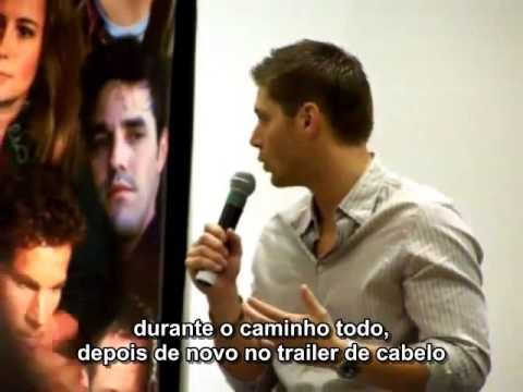Jensen Ackles at Chicago Con 2007 (Full length)