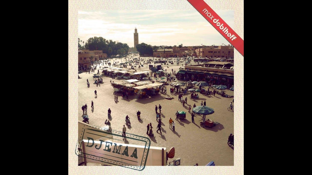 Download Max Doblhoff - DJEMAA ft. IDD AZIZ (Official Music Video)