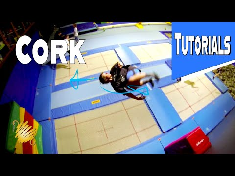 Trampoline Tutorial: How To Do A Cork Easy