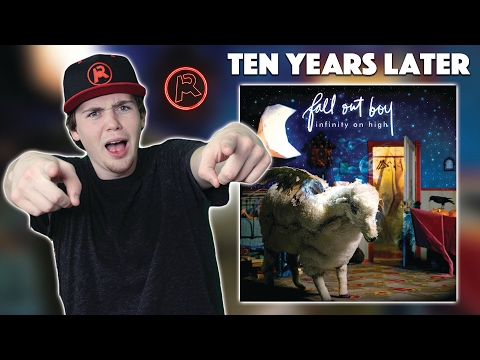 "Fall Out Boy's ""Infinity On High"" 
