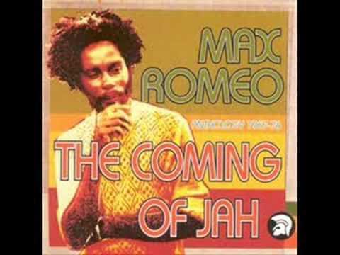 Max Romeo -  I Man A African