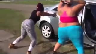 Sexy Fat girls dancing twerk is beautiful