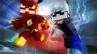 FLASH vs MERCÚRIO - Versus - Minecraft // FRANGO