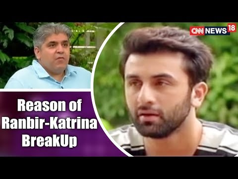 Ranbir Kapoor Reveals The Real Reason Behind His Break-Up With Katrina Kaif | CNN News18