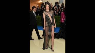 KENDALL JENNER Met Gala Looks | Keeping Up With The Kardashians |