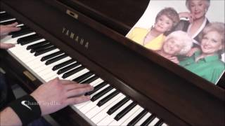 ♫ The Golden Girls Theme Song Piano Cover ♫