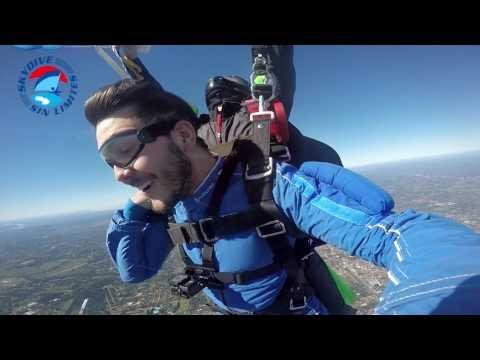 Paracaidismo Tándem - Asunción, Paraguay