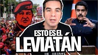 Nicolás Maduro, el Leviatán y el Principio de Peter