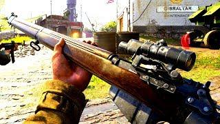 GAMEPLAY LIVE AU SNIPER !! - Call of Duty: World War 2 (COD: WW2 Multiplayer Beta)