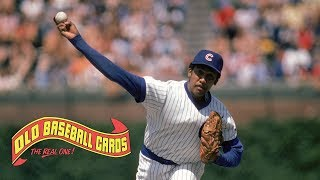 Old Baseball Cards with Hall of Famer Fergie Jenkins | Old Baseball Cards