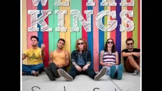 We The Kings - Queen of Hearts *LYRICS*