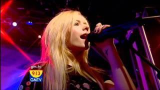 Video Avril Lavigne - He Wasn't - Live @ GMTV [March 18, 2005 ] download MP3, 3GP, MP4, WEBM, AVI, FLV Agustus 2018