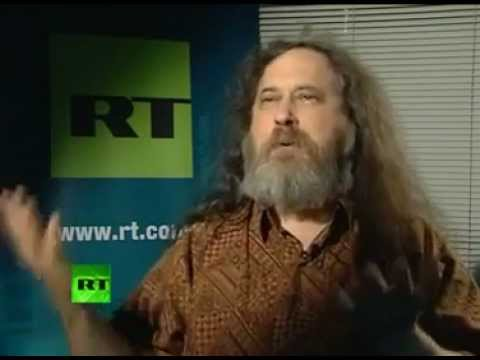 Richard Stallman - Facebook is Mass Surveillance