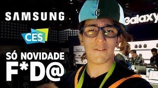 Desktop Odyssey e nova linha de notebooks da Samsung na CES 2019