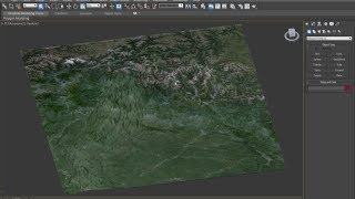 update creating a highly detailed 3d terrain in 3ds max with google earth