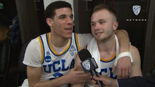 UCLA men's basketball's Bryce Alford on Lonzo Ball: 'He's made it so fun to play'