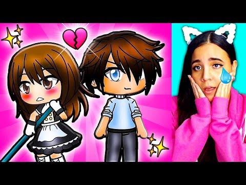 My BOSS Is My EX HUSBAND?! 💔 Gacha Life Mini Movie Love Story Reaction
