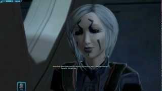 SWTOR - Jedi Consular - Nadia Grell (Romance) Parts 1 to 3
