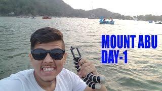 TRIP TO MOUNT ABU!! | DAY - 1/3 | (Rajasthan) | Harsh Sheth