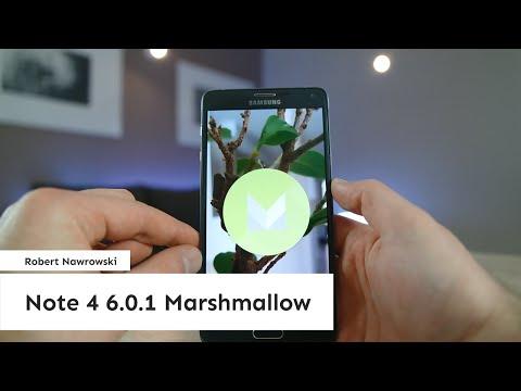 Samsung Galaxy Note 4 Android 6.0.1 Marshmallow N910CXXU1DPC1 | Robert Nawrowski