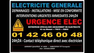 PLOMBIER PARIS 15 75015 DEPANNAGE PLOMBERIE 24/24 -- 01 42 46 00 48(, 2015-04-28T12:39:24.000Z)