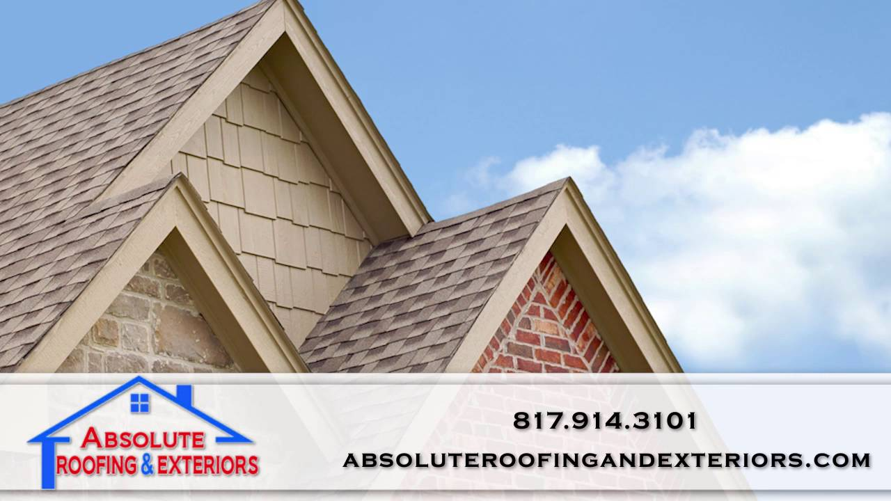 Absolute Roofing U0026 Exteriors | Roofing In Dallas