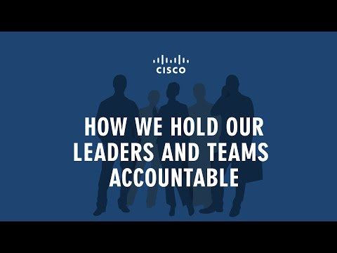 How We Hold Our Leaders and Teams Accountable