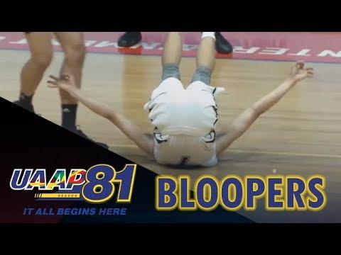 Bloopers   UAAP Season 81 Men's Basketball