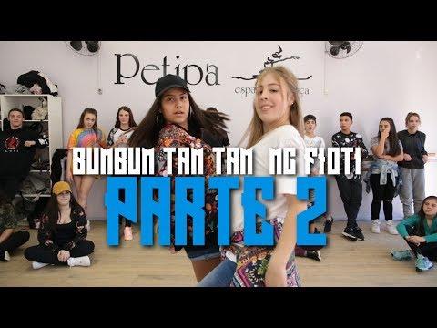 BUMBUM TAM TAM - MC FIOTI | PARTE 2 | Coreografia por Leo Costa