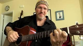 """Both Sides Now"" - Randy Scruggs / Joni Mitchell COVER Brian Hilligoss"