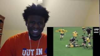 THE GOAT | JONAH LOMU LORD OF THE  WINGS ULTIMATE TRIBUTE REACTION