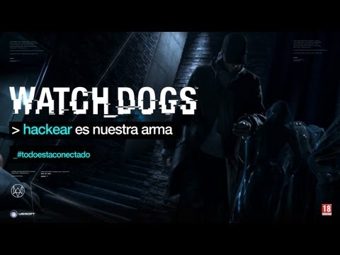 Watch_Dogs - Tráiler CGI del E3 [ES]
