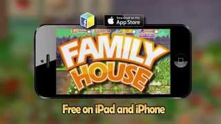 Family House: A free iPhone/iPad game based on family-history
