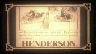 1912 Henderson: The Silent Era