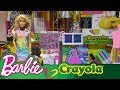 Barbie Crayola Line 2018 - Color Magic Station & More