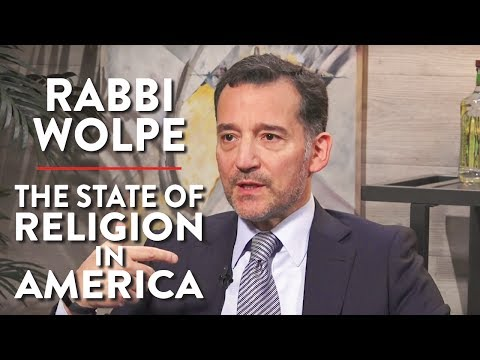 The State of Religion in America (Rabbi Wolpe Pt. 3)
