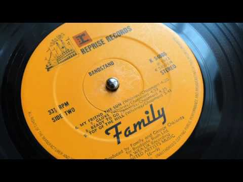 Family - My Friend The Sun