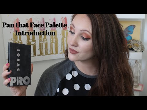 Pan that Face Palette Introduction thumbnail
