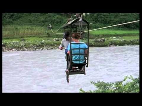 Wire Bridges in Nepal