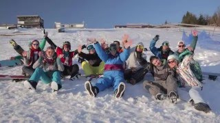 Snowboard kemp 2016