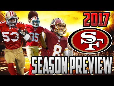 2017 SAN FRANCISCO 49ERS SEASON PREVIEW & PREDICTIONS, THE NINERS TRADE FOR KIRK COUSINS? NFC WEST