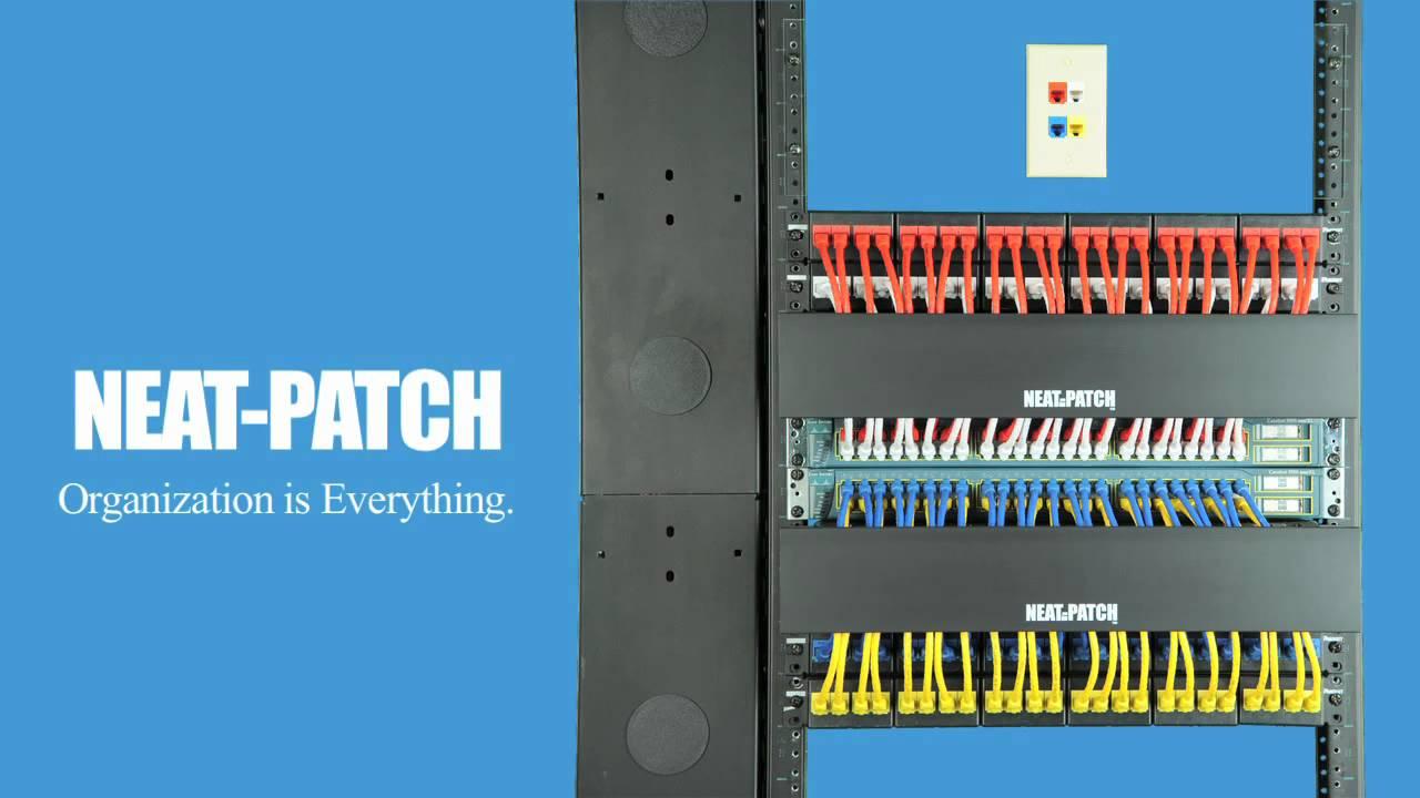 neat patch organization is