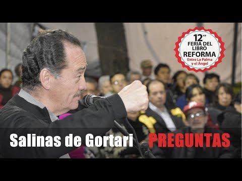 SALINAS DE GORTARI ¿Villano o villano? (preguntas)