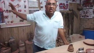 Creación de Cerámica Nasca / Inca | Creating Nasca / Inca Ceramics . Nasca - Perú