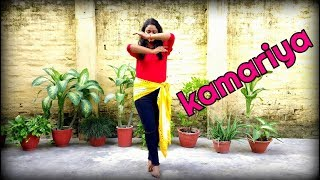 Kamariya | STREE | Nora Fatehi | Rajkumar Rao | Dance Choreography | Pooja Patel
