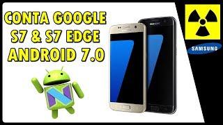DESBLOQ. Conta Google Galaxy S7 e S7 Edge (Solução c/ android 7.0) FRP