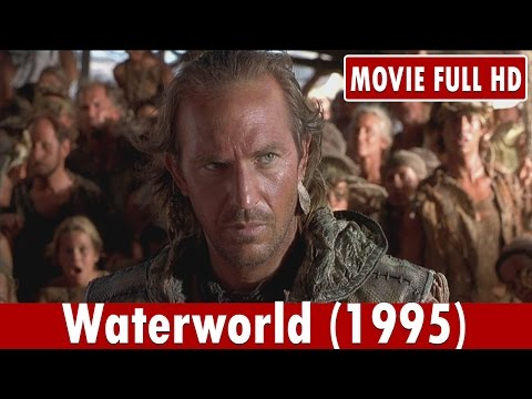 Waterworld (1995) Movie **  Kevin Costner, Jeanne Tripplehorn, Dennis Hopper