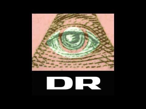 DR Nyheder og Det Altseende Øje (illuminati) @DRNyheder (Danish national television and radio)