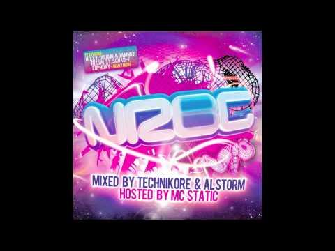 NRBC - Mixed by Technikore & Al Storm, Feat MC Static